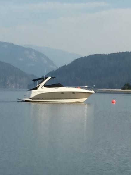 2007 Chaparral 310 Signature Boat Includes Trailer & Sleeps 6 Convertible