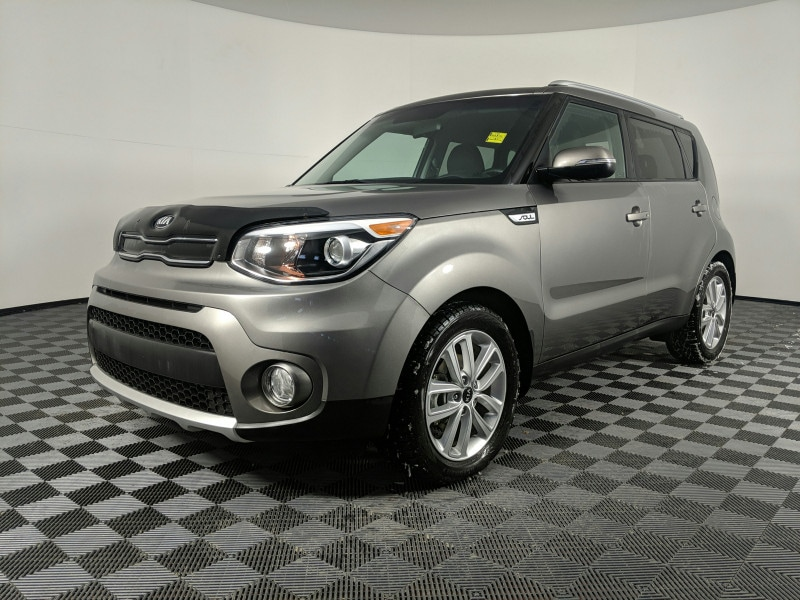 2018 Kia Soul EX+ , Extremely LOW KMS, Great Value, SUV