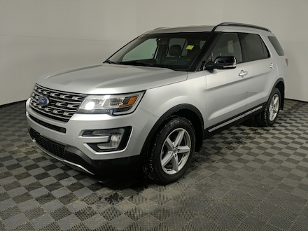 2016 Ford Explorer XLT , What YOU Need Options, PET Free, SUV