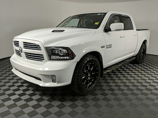 2013 Ram 1500 Sport - NEW Tires, Lots OF Extras, ONE Owner, Crew Cab