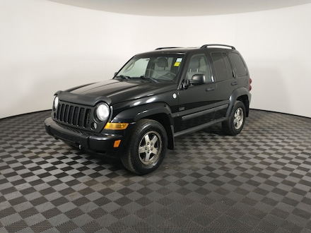2007 Jeep Liberty Sport , NON-Smoking, Well Serviced, Priced FOR Qui SUV