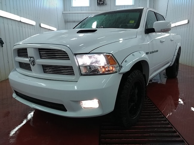 2012 Ram 1500 Sport - Trade-in - Navigation - Sunroof Crew Cab