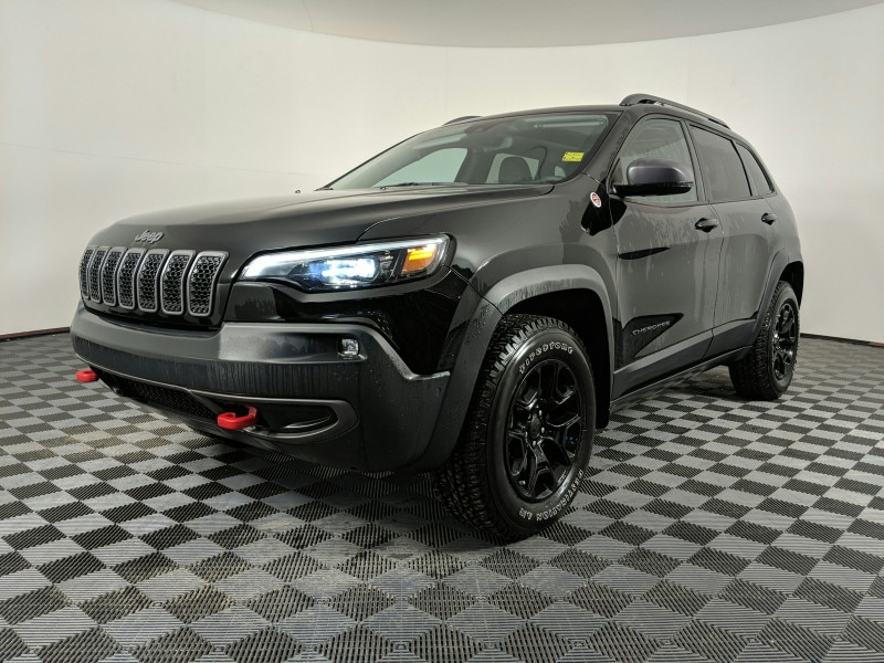2019 Jeep Cherokee Trailhawk - Navigation -  Uconnect - $122.08 /Wk SUV