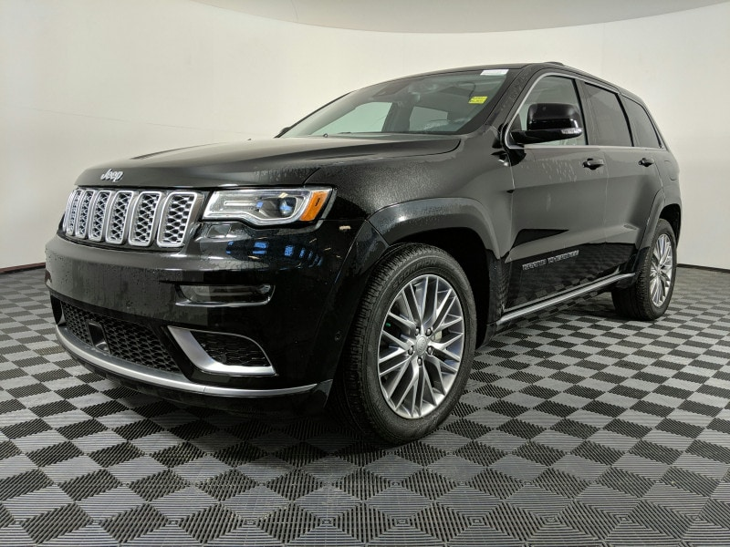 2018 Jeep Grand Cherokee Summit - Leather Seats - $202.56 /Wk SUV
