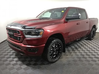 2019 Ram 1500 Sport , ONE Owner, LOW KM, Lots OF Extras Crew Cab