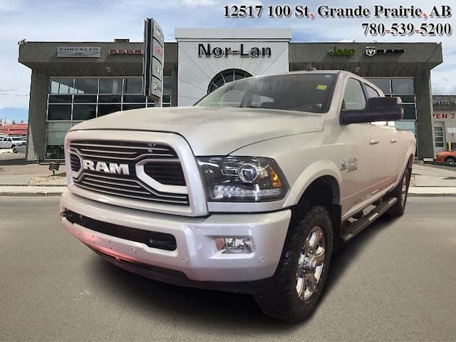 New 2018 Ram 3500 Laramie For Sale | Grande Prairie AB