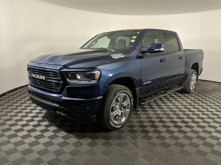 2019 Ram 1500 Big Horn , ONE Owner, LOW KMS, Well Serviced Crew Cab