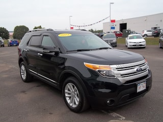 2014 FORD EXPLORER XLT VUS