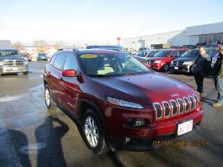 2016 Jeep Cherokee North SUV