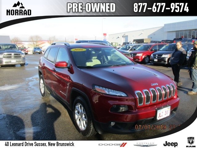 2016 Jeep Cherokee North SUV