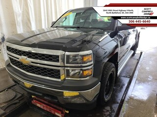2014 Chevrolet Silverado 1500 Work Truck W/1WT Double Cab