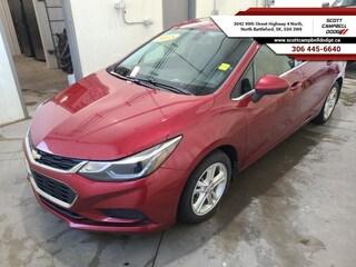2018 Chevrolet Cruze LT Sedan