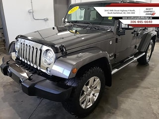 2017 Jeep Wrangler Sahara - Low Mileage SUV
