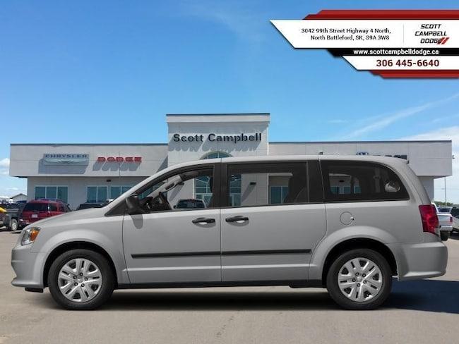 2019 Dodge Grand Caravan Crew Van
