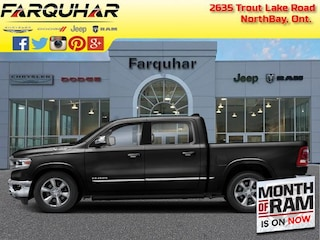 2021 Ram 1500 Limited 4x4 Crew Cab 153.5 in. WB