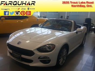 2018 FIAT 124 Spider Lusso - Leather Seats - $225.88 B/W Convertible