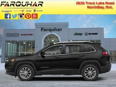 2019 Jeep New Cherokee North 4x4 - Sunroof - Heated Seats - $216.69 B/W SUV