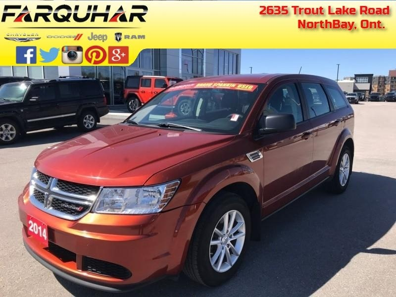 2017 Dodge Journey Canada Value Package -  Power Windows - $113.60 B/ SUV