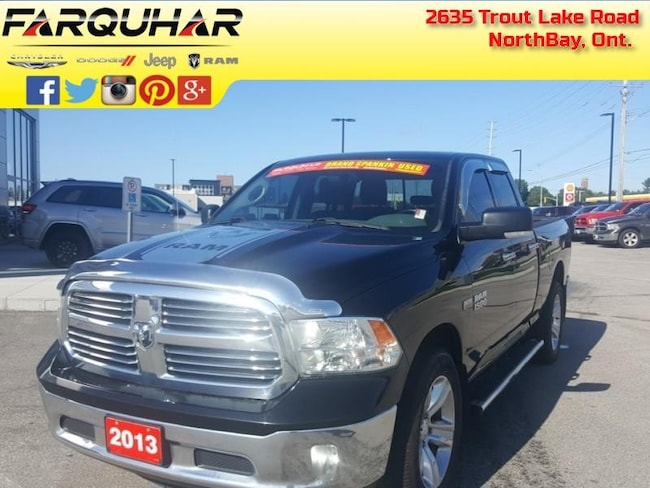 2013 Ram 1500 SLT - $181 B/W Extended/Double Cab