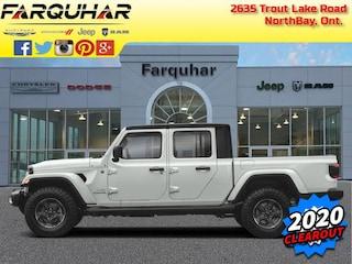 2020 Jeep Gladiator Overland - Leather Seats - $410 B/W Regular Cab