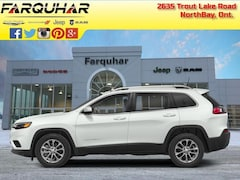2019 Jeep New Cherokee North 4x4 - Heated Seats - $205.57 B/W SUV