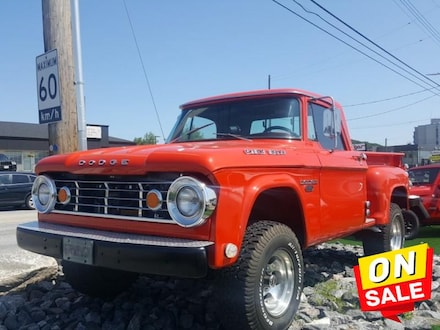 1967 Dodge w150 W-200 Vintage Enthusiast... its Available! Pick-up