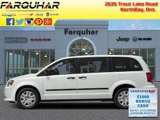 2020 Dodge Grand Caravan Premium Plus - $191 B/W Van