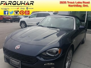 2019 FIAT 124 Spider Lusso Convertible