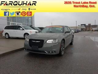2018 Chrysler 300 300S - $182 B/W Sedan
