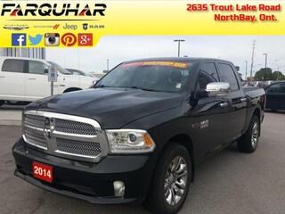 2014 Ram 1500 Longhorn Limited - $222 B/W Crew Cab