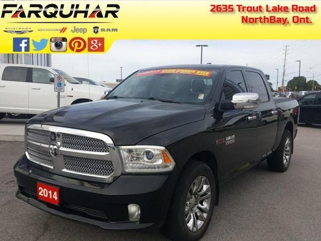 2014 Ram 1500 Longhorn Limited - $263 B/W Crew Cab