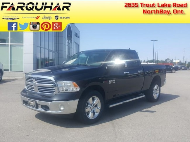 2018 Ram 1500 SLT - Diesel Engine - Sunroof - Heated Seats - $25 Quad Cab