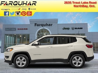 2018 Jeep Compass North - $187.55 B/W SUV