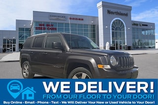 2016 Jeep Patriot High Altitude FWD  High Altitude