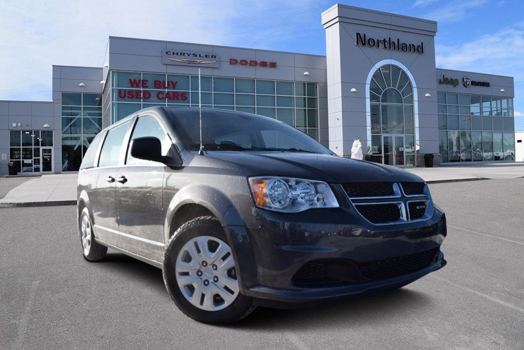 2018 Dodge Grand Caravan Canada Value Package Canada Value Package 2WD