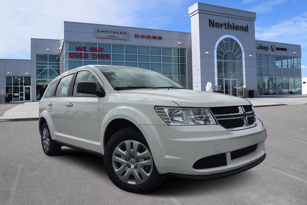 2018 Dodge Journey Canada Value Pkg Canada Value Pkg FWD