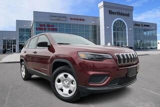 2019 Jeep Cherokee Sport Sport 4x4