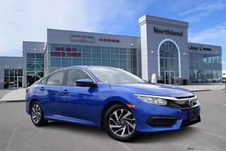 2016 Honda Civic Sedan EX CVT EX