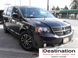 2019 Dodge Grand Caravan GT 2WD. Local   NO Accidents   1 Owner!!!