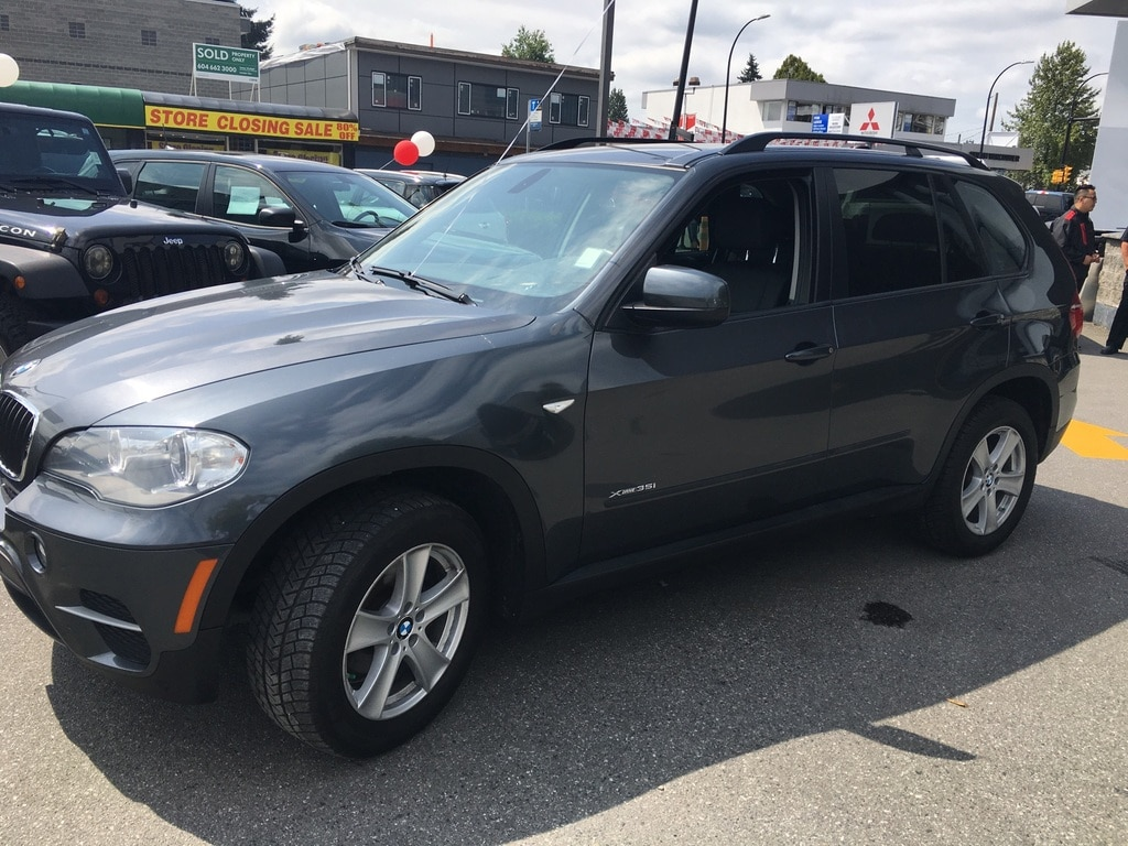 2012 BMW X5 xDrive35i WITH HEATED FRONT SEATS, A/C, REAR VENTS SUV