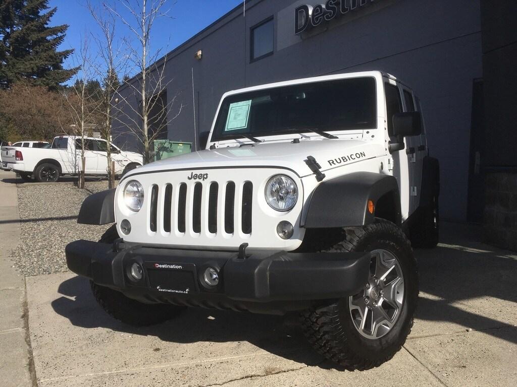 2018 Jeep Wrangler Unlimited Rubicon Save $10,000! SUV