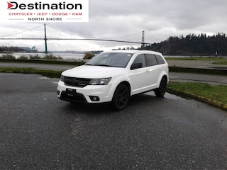 2017 Dodge Journey Limited. 7 Passengers   Rear Entertainment System SUV