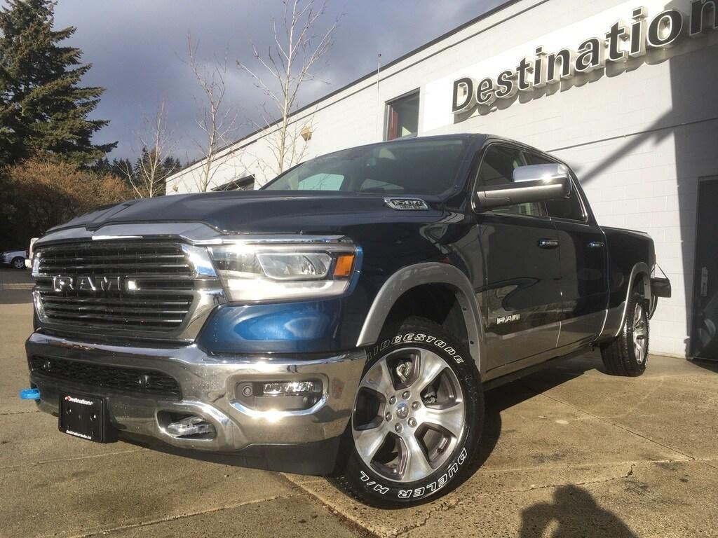 2019 Ram 1500 Laramie. NO Dealer Mark UP! Truck Crew Cab