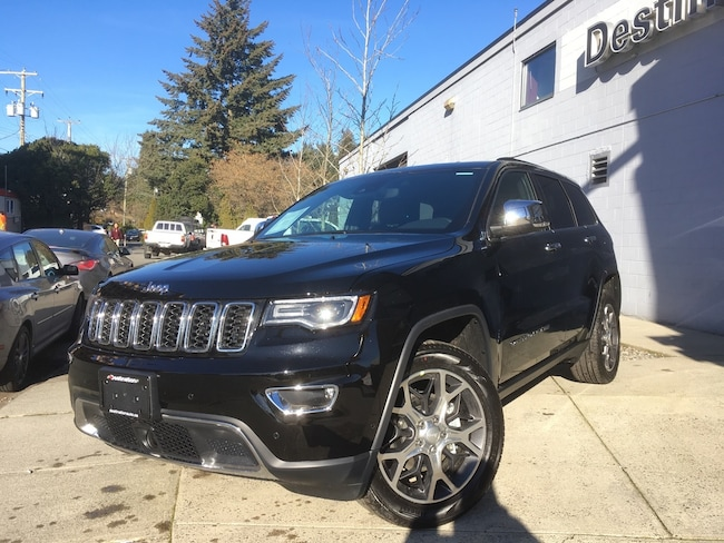 2019 Jeep Grand Cherokee Limited . NO Dealer Mark UP! SUV