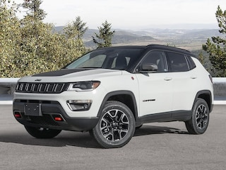 2019 Jeep Compass 4x4 Trailhawk SUV