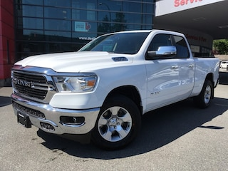 2019 Ram 1500 BIG Horn 140 WB 6FT4 BOX Truck Quad Cab