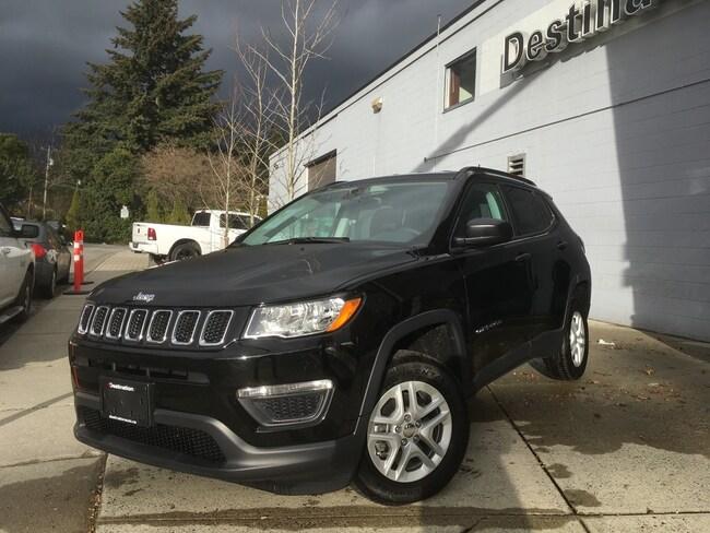 2018 Jeep Compass Sport SUV