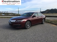 2015 Acura TLX Tech.  1 Owner AND Local!!! Heated Front & Bac Sedan