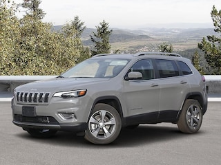 2020 Jeep Cherokee 4X4 Limited SUV