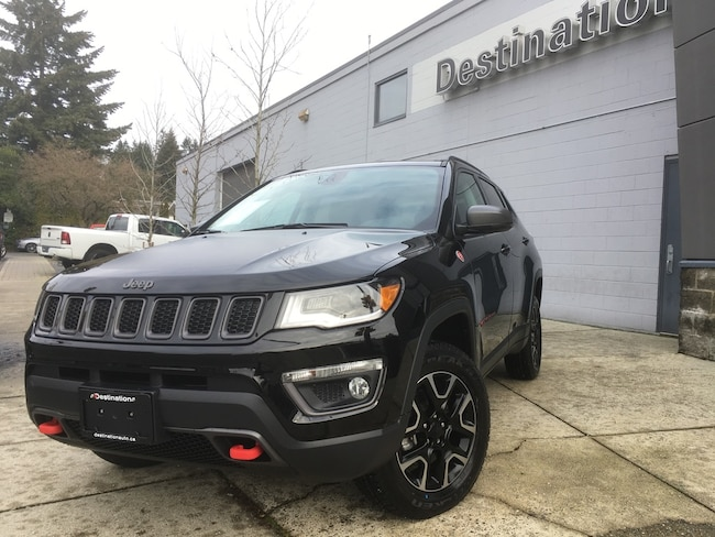2019 Jeep Compass Trailhawk . NO Dealer Mark UP! SUV
